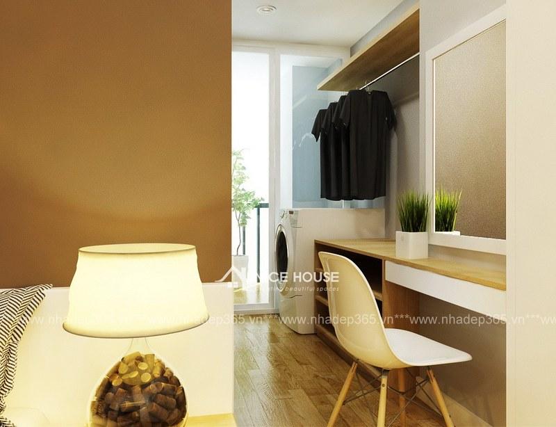 Thiết kế nội thất chung cư Mipec Anh Sơn Hà Nội_01