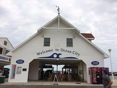 Ocean City Tram Stop