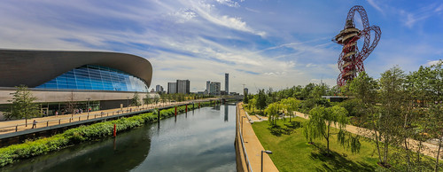 Queen Elizabeth Olympic Park (River Lea) (On Explore 4th Aug 2015) (International Garden Photographer of the Year IGPOTY 9 2016 Finalist)