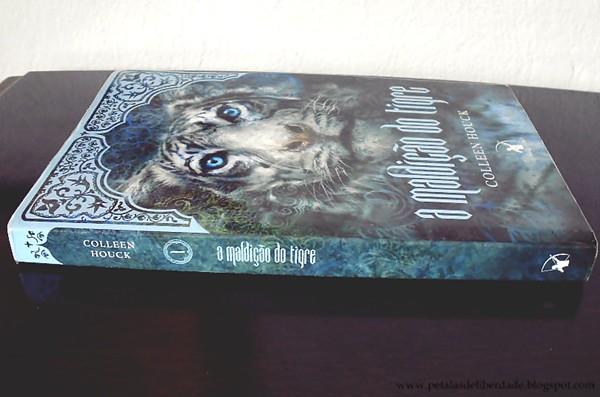 Resenha, livro, A Maldição do Tigre, Colleen Houck