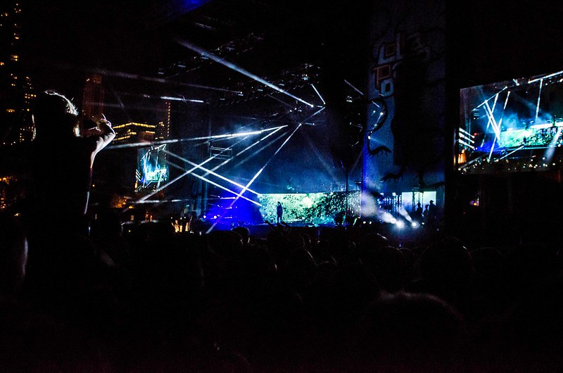 Lollapalooza 2015: The Weeknd