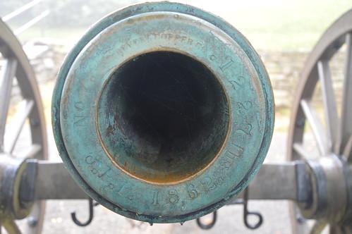 12 pound Napoleon cannon