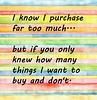 365-170104 : Shopoholic的心聲