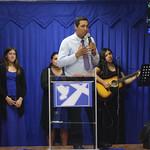 Visita Pastor Hugo A. Montecinos al Templo Betesda Coihueco - 21 de Enero