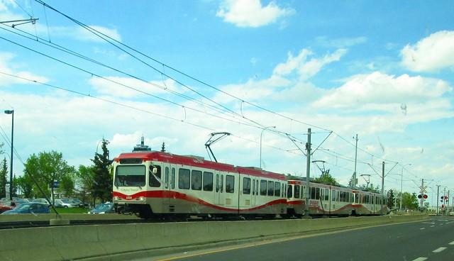 Calgary Transit C Train