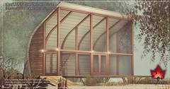 Trompe Loeil - Zeeland Shore House for FaMESHed July