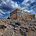 The Amazing Parthenon Athens, Greece by ` Toshio '