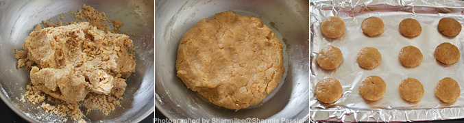 How to make Peanut Butter Cookies Recipe - Step4