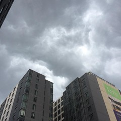 Tornado clouds??....#weather #clouds #itsdarkoutside #illest #igdaily #rain #weatherchanel #organic #official #dmv #diy #classic #creativity #openyourmind #everyonewantsfreeclothes #lovewhatyoudo #takecover #lol #BeWise #WisdomPrevails #SaveThePandas #Sup