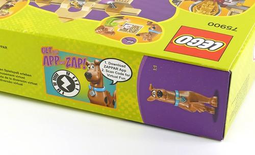 LEGO Scooby Doo 75900 Mummy Museum Mystery box03