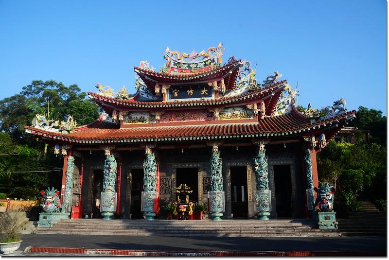 武陵山大修宮 2