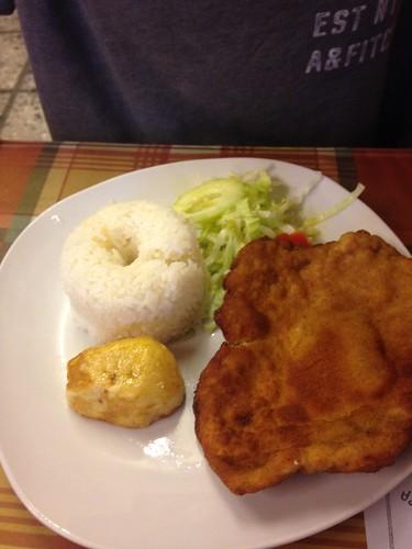 Dalmacia Restaurant.  Arequipa, Peru.