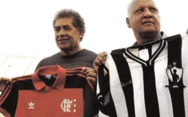 Jogo de �dolos eternos entre Atl�tico/MG e Flamengo � confirmado para este s�bado