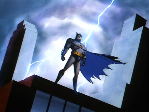 Batman The Animated Series (1992-1998, 85+24odc)D