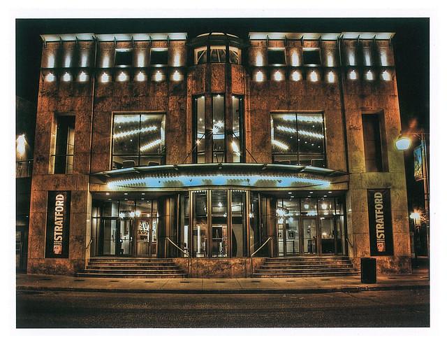 Ontario - Stratford - Avon Theatre