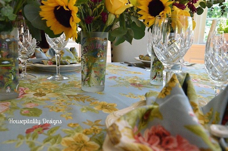 Carolina Tablescape-Housepitality