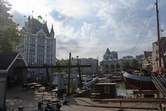 Oude Haven van Rotterdam