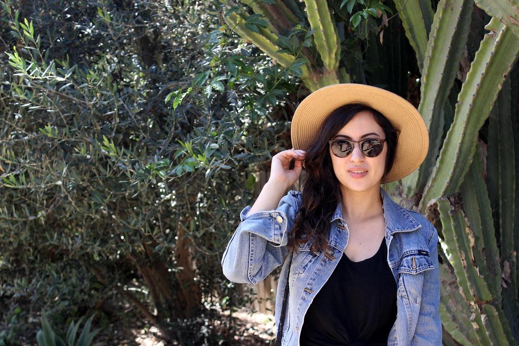 Warby Parker Haskell WOodgrain Tortoise Tinted #SeeSummerBetter 3