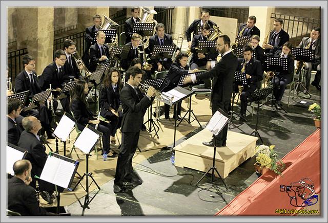 12 Concierto de la Banda Municipal de Música de Briviesca con solistas