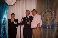 Emil Sopoian Rotary Rakhiv