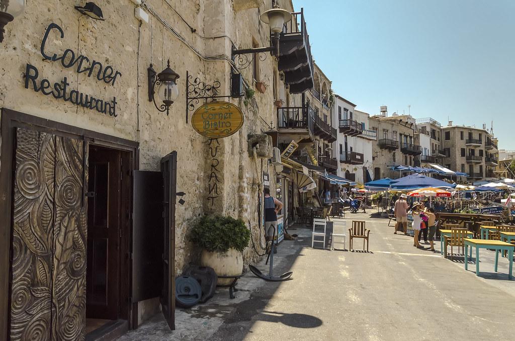 Kyrenia kikötő, Ciprus - Kyrenia Port, Cyprus