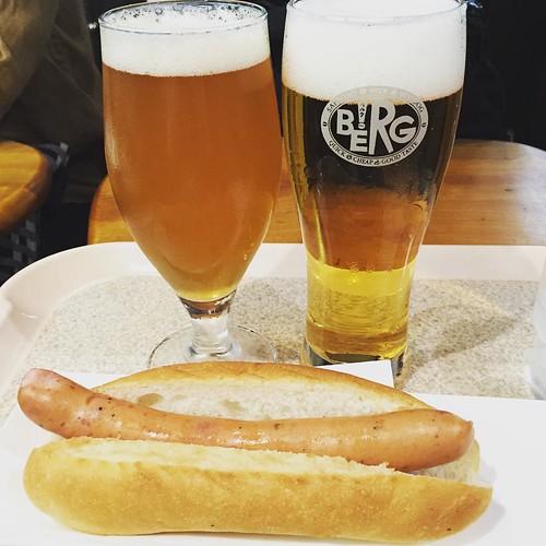 ハレヤマウメェーーー! 定番になったのかな? 東京で心が休止できるところがなく、最前線ながらベルクさんは休息所。 #blog