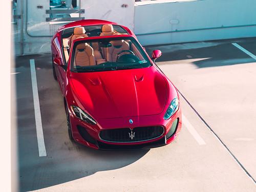 Maserati GranTurismo MC Convertible