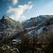 pejzaz: snowy mountain 1