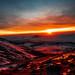 Sunrise, in the Allahuekber Mountains. by adnangler