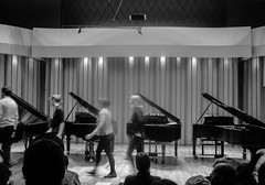 Julius Eastman piece for Four Pianos