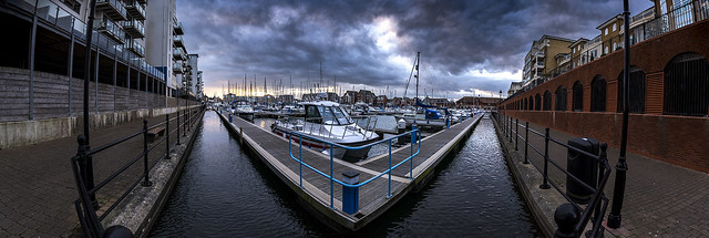 sovereign harbour panoramic