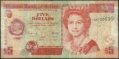 P67d - 5 Dollars (2009)