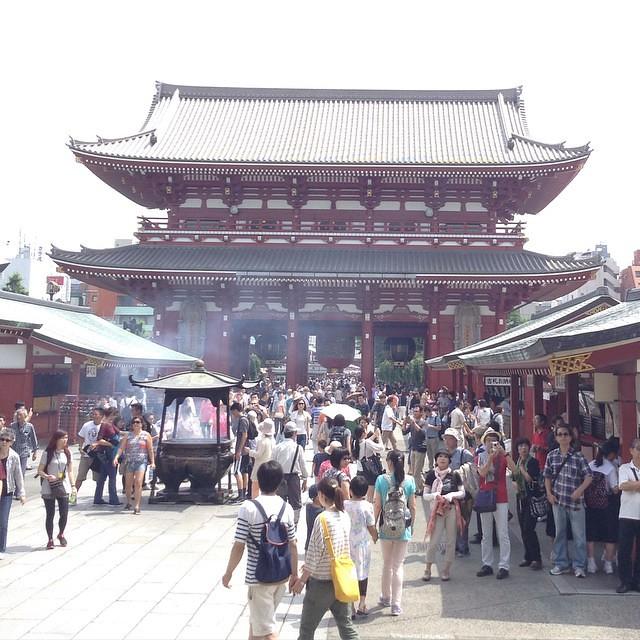 Asakusa Sensoji  #igdaily #instagram #instagood #like #follow #l4l #tagforlikes #love #instadaily #instalove #instalike #igph #instagramph #instagramjp #igjp #東京 #日本 #japan #tokyo #travel #igersjp #nakamise #asakusa