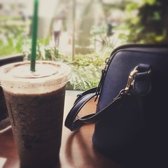 Just chill ☺️ #starbucks #starbucksindonesia #javachip #javachiplovers #chill #chilltime #relax #bersantai #hangout #happyme #coffeetime #instame #instagood #instalife #instalove #potd #iphonesia