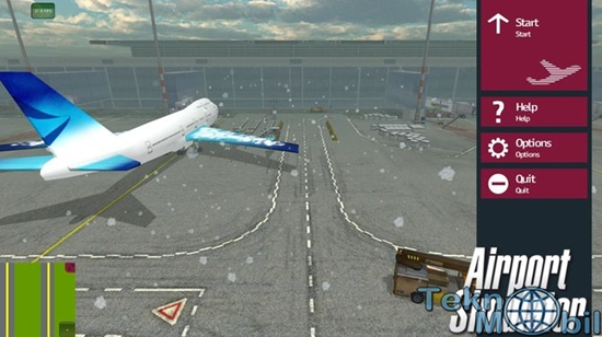 Airport Simulator 2015 Full Oyun