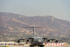 US Air Force C-17 60TH AIR MOBILITY WING