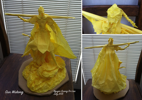 Origami Sun Wukong