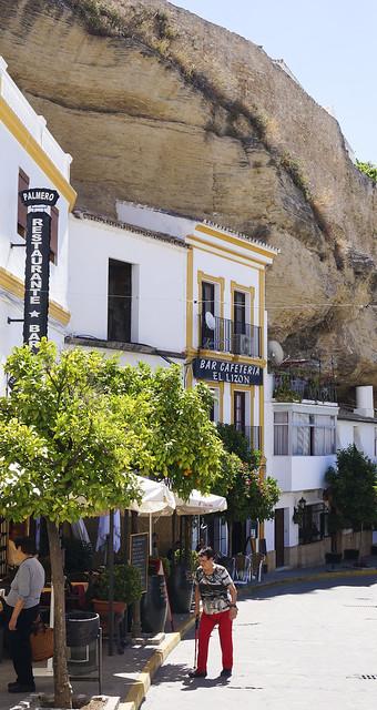 7. Setenil, Spain
