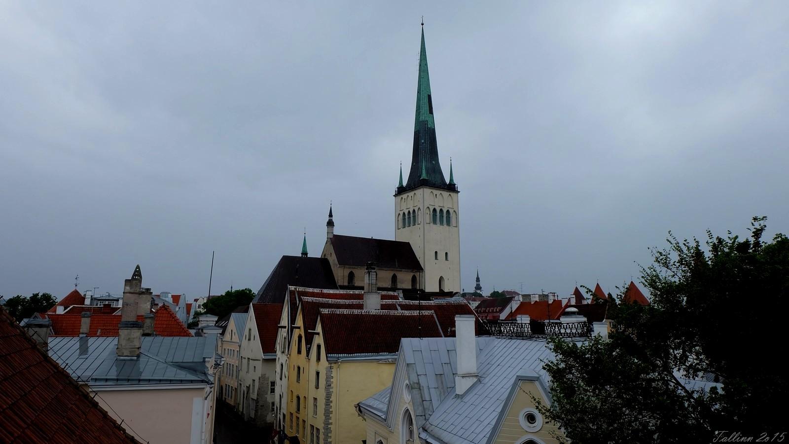 View from Fat Margarita, Eesti Meremuuseum, Tallinn, Eesti