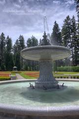 Duncan Gardens at Manito Park, Spokane