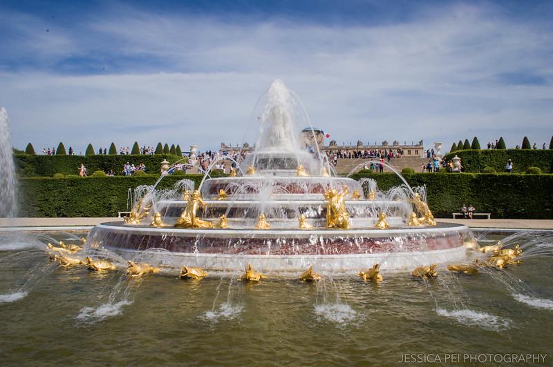 Latona Fountain Versailles