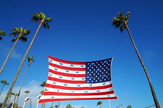 Happy July 4: Santa Monica Beach (Jonathan Beach Club)