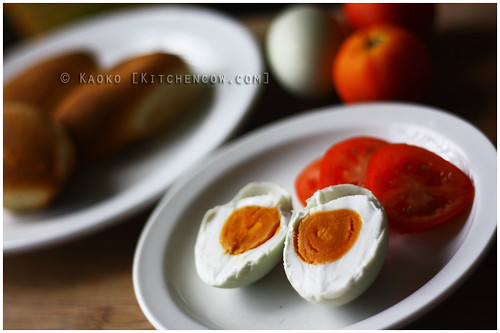 DIY Salted Duck Eggs