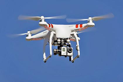 Радиоуправляемый вертолет - квадрокоптер фантом phantom