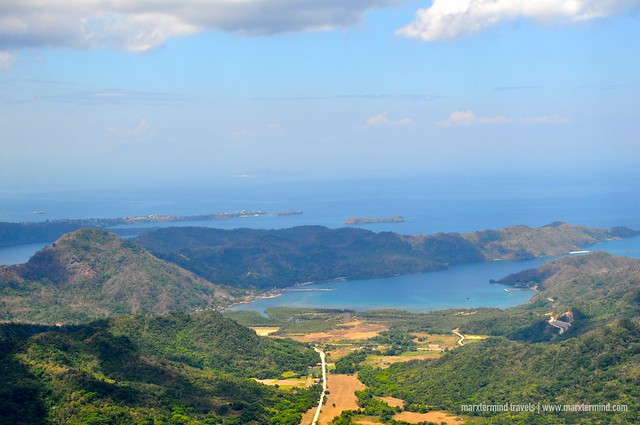 View from the Summit of Pico de Loro