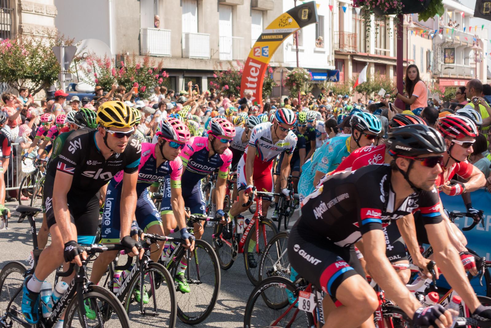 Tour de France 2015 - Stage 12-13