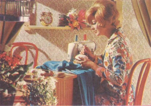 Crónica Feminina, Nº 1277, Maio 14 1981 - 51a