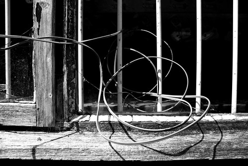 Old wire