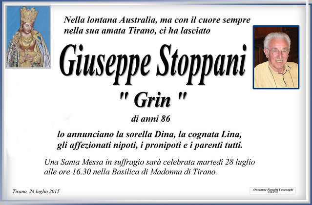 Stoppani Giuseppe