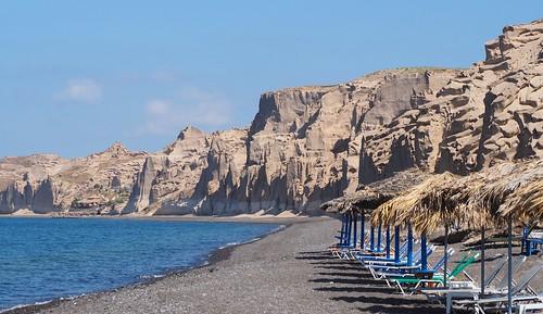 Σαντορίνη / Santorini - VLYHADA beach